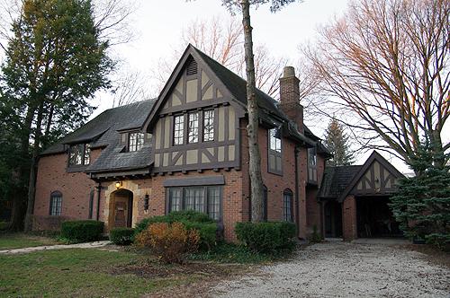 Tudor Revival 1890s To 1940s City Of Urbana