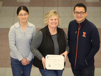 Certificate of Achievement for Excellence in Financial Reporting Program