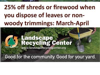 Landscape Recycling Center