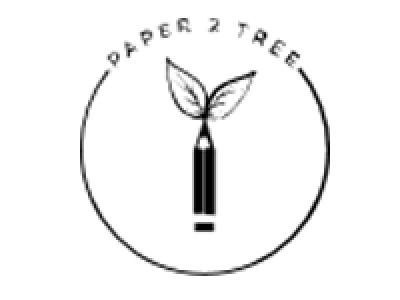 Paper to Tree logo for City website