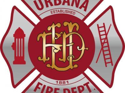 Urbana Fire Department logo