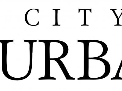 City of Urbana logo with leaf