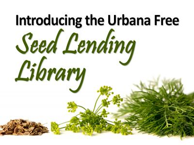 Seed Lending Library