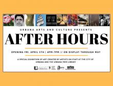 After Hours Urbana Art Show