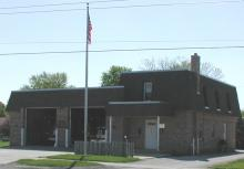 Philo Fire Station