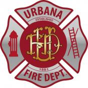 Urbana Fire Department logo