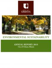 Environmental Sustainability Division Report
